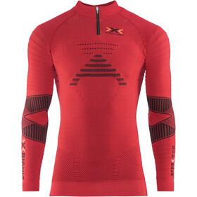 X-Bionic Trail Running Effektor OW Maglietta corsa maniche lunghe Uomo rosso